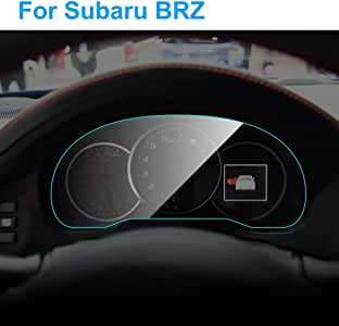 BOOBOOBM Car Instrument Panel Screen Protector,for Subaru Outback,Interior Car Dashboard Membrane Screen Protective TPU Film Accessories