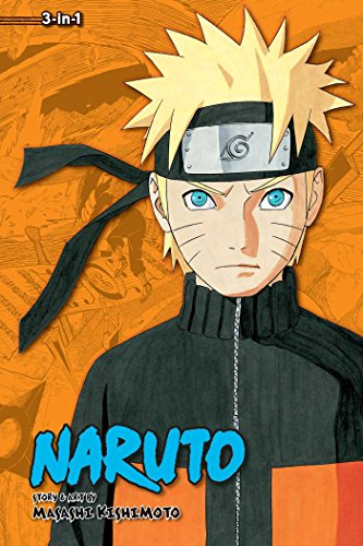 43-45: Naruto (3-in-1 Edition), Vol. 15: Includes Vols. 43, 44 & 45