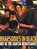 Rhapsodies in Black - Art of the Harlem Renaissance, Richard J. Powell and David A. Bailey, 0520212681