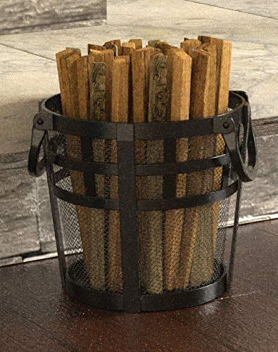 Log Basket Iron