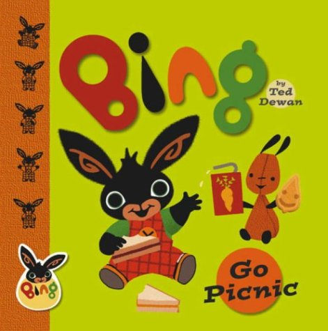 full bing bunny book series by ted dewan