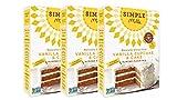 #6: Simple Mills Vanilla Cupcake & Cake Mix - Pack of 3
