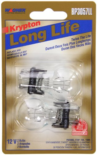 Wagner Lighting BP3057LL Long Life Miniature Bulb - Card of 2