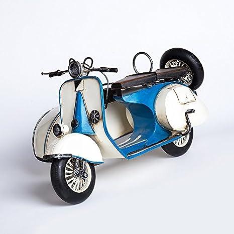 zlj/clásico jahrgang lado carro moto modelo innovadora US de los Estados Unidos Country Home Decoración Adornos Ventana pantalla de tecnología: Amazon.es: ...