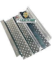 """A-M Aluminum Gutter Guard 5"""""""