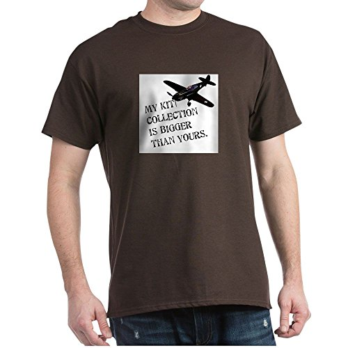 CafePress Model Kit Collection T-Shirt 100% Cotton T-Shirt Brown ()