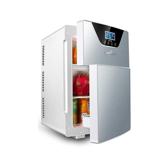 Mini Nevera Refrigerador portátil de 20 voltios Refrigerador de ...