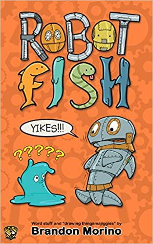 Read online Robotfish PDF, azw (Kindle)