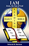 img - for I AM: Jesus, the Son of God (Daily Bible Reading Series Book 33) book / textbook / text book