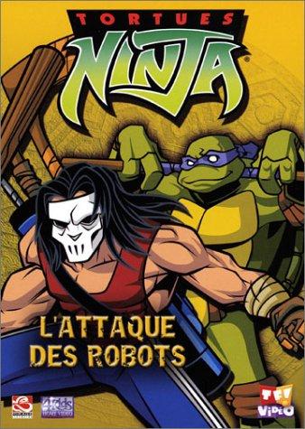 Amazon.com: Tortues Ninja vol.1 : Lattaque des robots ...