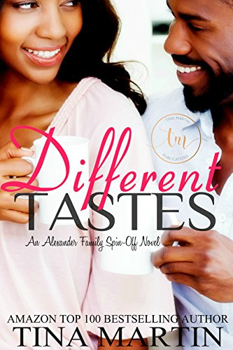 Different Tastes (The Alexanders Book 7)