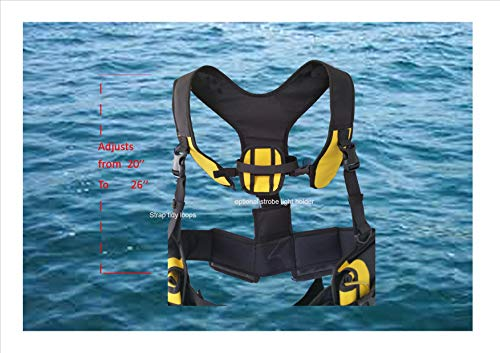 Seal Supplies Ltd Scuba Diving Weight Harness - Large (2019) from
