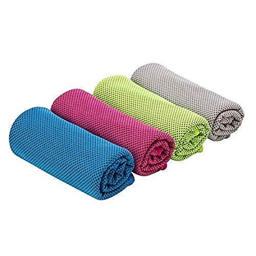 Bridget Bobby 4 Packs Cooling Towel-Wrapped,40