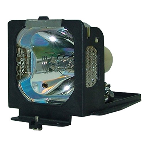 - Lytio Premium for Sanyo POA-LMP55 Projector Lamp with Housing 610 309 2706 (Original Philips Bulb Inside)
