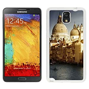NEW Custom Designed For HTC One M9 Case Cover Phone With Lovely Venice City Corner_White Phone