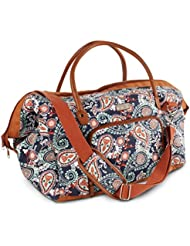 Fit & Fresh Weekender Overnight Duffel Travel Bag