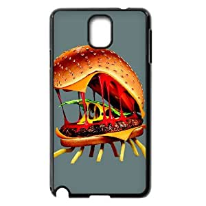 WJHSSB Diy case Cloudy with a Chance of Meatballs customized Hard Plastic Case For Samsung Galaxy note 3 N9000 [Pattern-5]