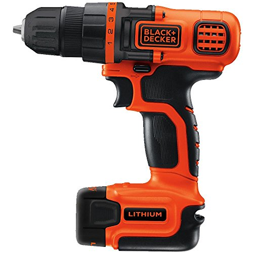 Black & Decker Wood Drill - 9