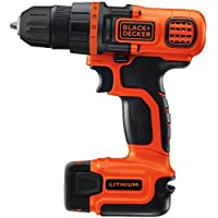 Black Decker Ldx112C 12 Volt Lithium Ion Overview