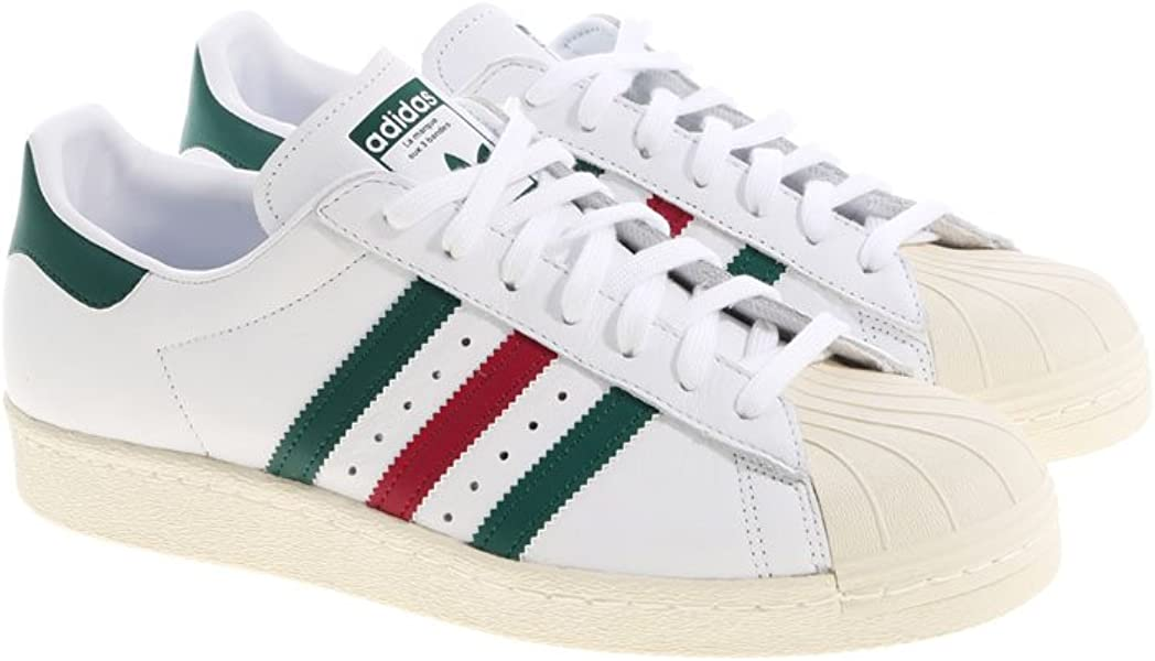 adidas Herren Superstar 80s Hohe Sneaker: : Schuhe