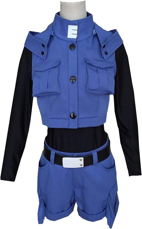 Amazon.com: LVCOS Assassination Classroom Ansatsu Kyoushitsu Shiota Nagisa Cosplay Costume: Clothing