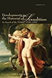 Developments in the Histories of Sexualities : In Search of the Normal, 1600-1800, Mounsey, Chris, 1611486882