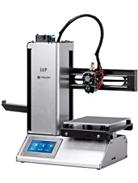 Monoprice 133012 Select Mini Pro 3D Printer - Aluminum with Auto Level Heated Bed, Touch Screen Display, Microsd Card and...