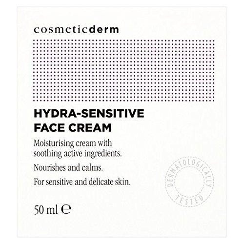 Cosmetic Dermatological Hydra-Sensitive Face Cream 50Ml Brand Cosmetic