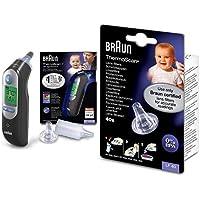Braun ThermoScan 7 Black Edition - Termómetro