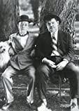 Laurel And Hardy - Poster (Size: 27'' x 39'')