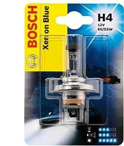 Bosch Xenon Blue - Bombilla H4 (12 V, 55 W)