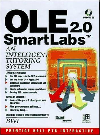 Ole 2.0 Smartlabs An Intelligent Tutoring System
