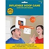 Inflatable Basketball Hoop Game