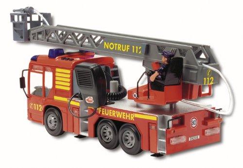 la mejor selección de Smoby 3443992 - - - miniatura del vehículo - camión de bomberos de 43 cm de sonido Micro, y la luz  Mercancía de alta calidad y servicio conveniente y honesto.