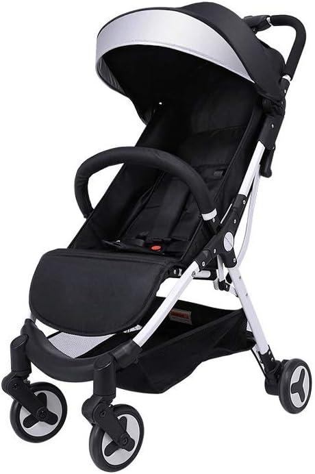 コンビニベビーカー - 軽量ベビーカー特大ストレージバスケット - 旅行および多くのための幼児のベビーカー