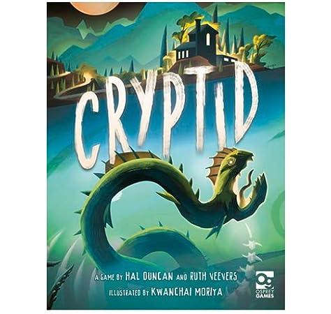 DOIT Cryptid - Juego de Mesa [Castellano]: Amazon.es: Juguetes y juegos