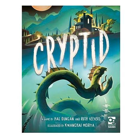 DOIT Cryptid - Juego de Mesa [Castellano]: Amazon.es: Juguetes y ...