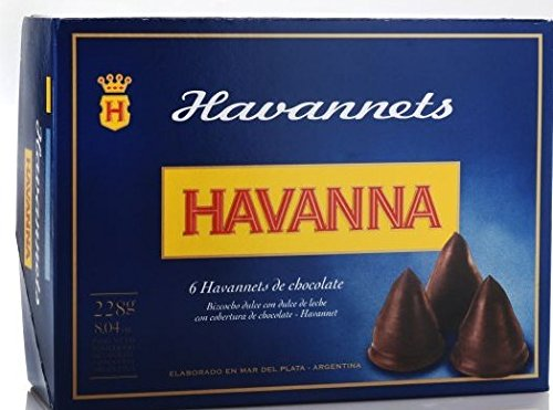 Havanna Havannet 6 chocolate
