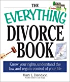 The Everything® Divorce Book, Mary L. Davidson, 1580626696