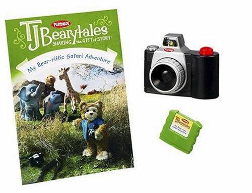 Hasbro Playskool T.J. Bearytales - My Bear-riffic Safari Adventure by Hasbro (Image #2)