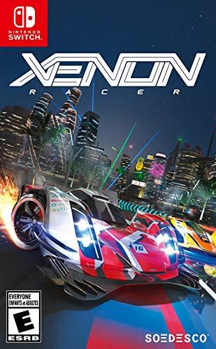 (Xenon Racer - Nintendo Switch)