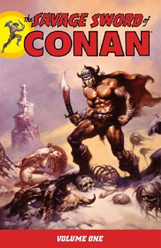 The Savage Sword of Conan, Vol. 1 (v. 1)