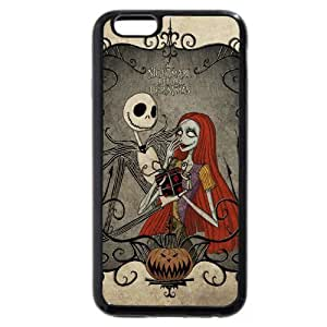 """UniqueBox Customized Disney Series Case for iPhone 6 4.7"""", The Nightmare Before Christmas iPhone 6 4.7 Kimberly Kurzendoerfer"""