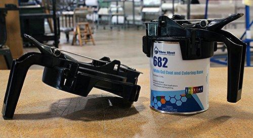 Fibre Glast ClicSeal Pour Spouts - Gallon