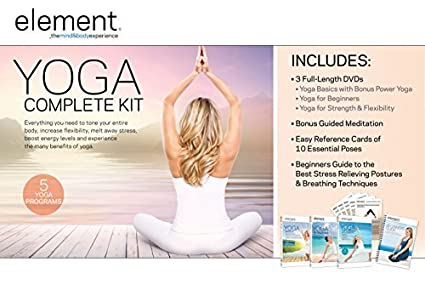 Amazon.com: Element: Complete Yoga Kit: Movies & TV