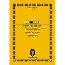 "Concerto Grosso in G minor, Op. 6/8: ""Christmas Concerto"""