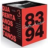 Quarenta Anos Caetanos: 1983-1993