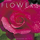 Tony Howell s Flowers 2018 Calendar