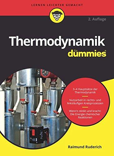 Download Thermodynamik Für Dummies Pdf Raimund Ruderich