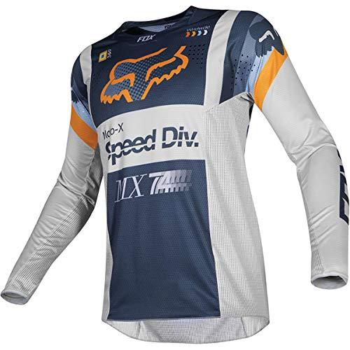 2019 Fox Racing Youth 360 Murc Jersey-Light Grey-YM
